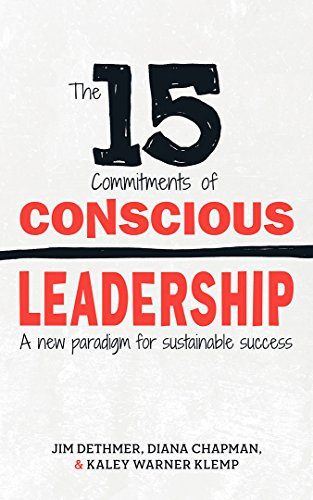 conscious leadership book cover