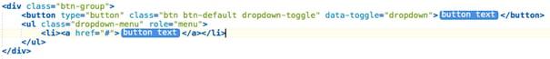 dropdown-button-bootstrap-coda