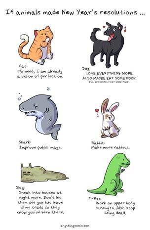 new-years-animals